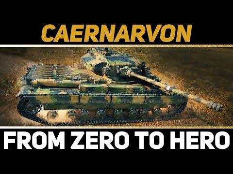 Caernarvon: From Zero To Hero!