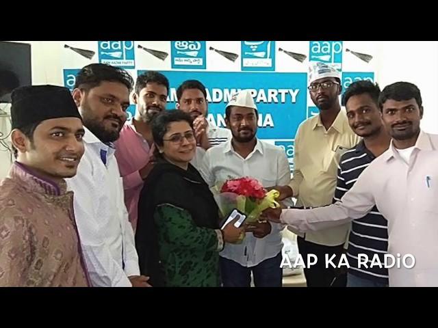 Insights of AAP Telangana by State Convener Burra Ramu Goud (AKR Ep 19)