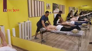 Обучение массажу в Астане Berc Spa