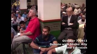 James White Presents The Gospel in Muslim Debates Video