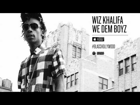 Wiz Khalifa  We Dem Boyz  Audio