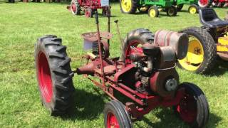 Lawn & Garden Tractor Magazine Extravaganza and Southern Indiana Antique Machinery Classic Iron Show
