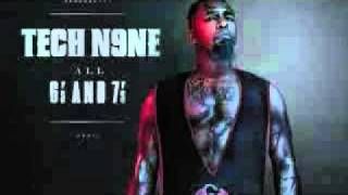 Tech N9ne~WorldWide Choppers Ft.Yelawolf, Busta Rhymes, Twista, Ceza, D-Loc,Insane Clown Posse