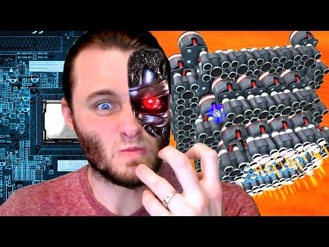 CREATING BASE WALL-E!! | Terra Tech [13]