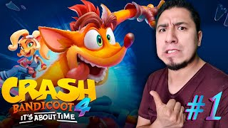 Crash Bandicoot 4: It's About Time I Gameplay con Fedelobo