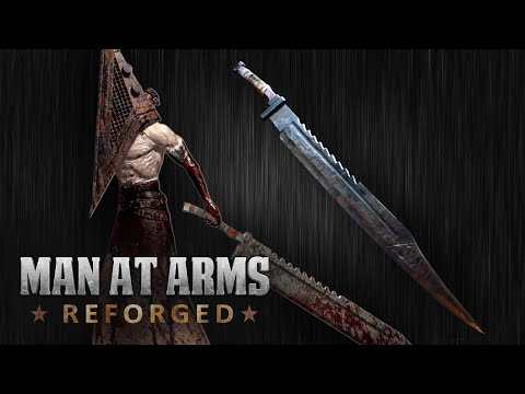 Pyramid Head's Great Knife (Silent Hill) - MAN AT ARMS: REFORGED