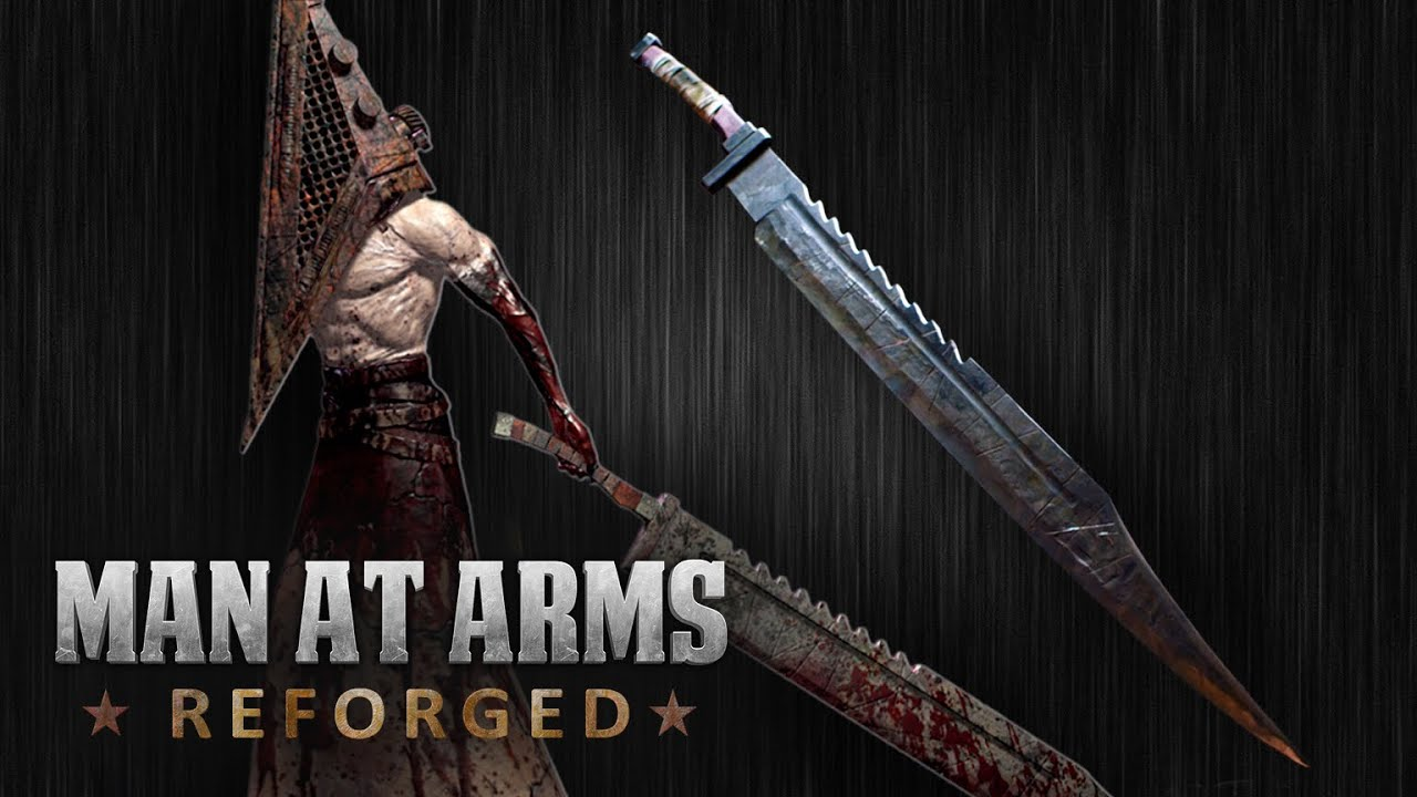 Pyramid Head's Great Knife (Silent Hill) - MAN AT ARMS ...