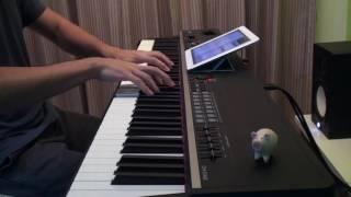 เจ็บที่ยังรู้สึก - นนท์ ธนนท์ Ost. U- Prince   TLE Piano
