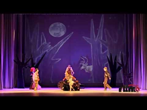 Песня разбойников из мюзикла снежная королева
