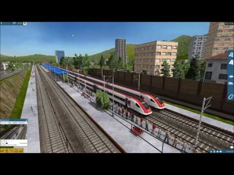 Nando's Train Fever Gameplay #01