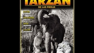 TARZAN DE LAS FIERAS (TARZAN THE FEARLESS, 1933, Full movie, Spanish, Cinetel)