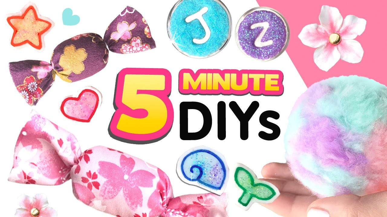 Diy  Minute Crafts To Do When Your Bored
