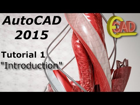 autocad 2015 tutorial for beginners pdf