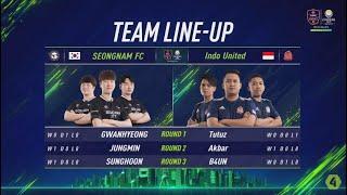 Seongnam FC vs Indo United - Vòng Bảng Ngày 2 [EACC Spring 2019]