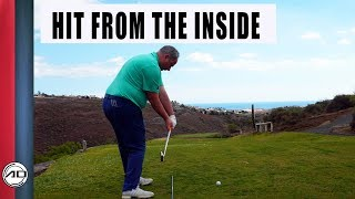 Golf - Hit From The Inside Every Time