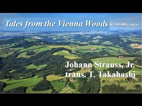 The Concord Band - Tales from the Vienna Woods - Johann Strauss, Jr.; trans. T. Takahashi