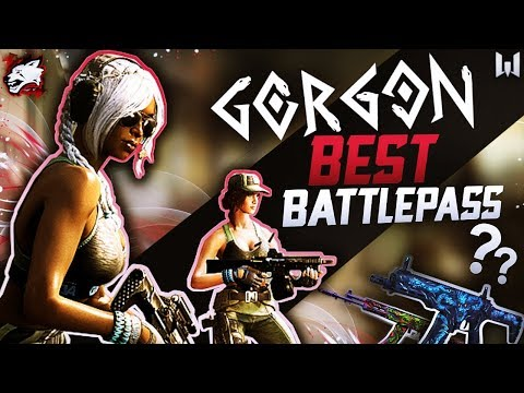BEST BATTLEPASS? - New Gorgon Battlepass Warface