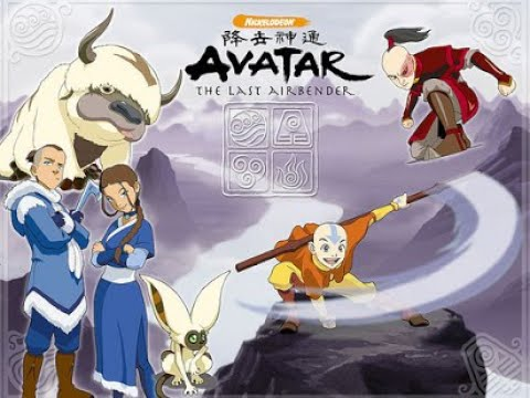 Download Avatar The Last Airbender S01E01 The Boy in the Iceberg