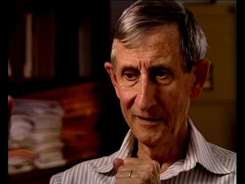 Freeman Dyson - My theory on the origin of life (142/157)