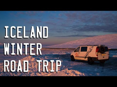 THE ULTIMATE ICELAND ROAD TRIP!