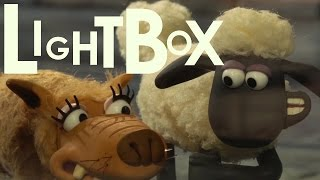 Lightbox: 'Shaun the Sheep The Movie' - Behind the Scenes with Aardman's Will Becher