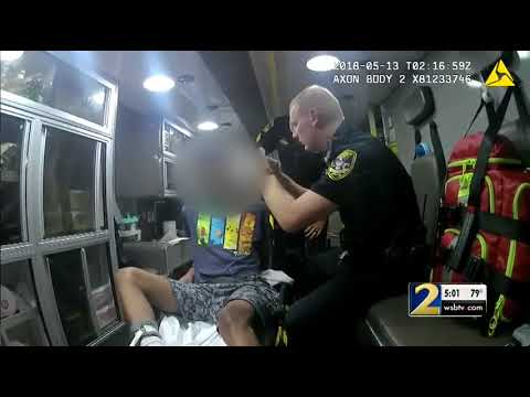 Teen says EMT attacked him in back of ambulance
