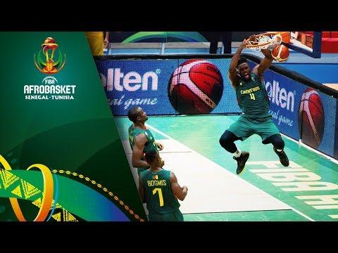 Rwanda v Cameroon - Highlights - FIBA AfroBasket 2017