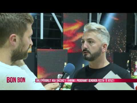 XHIRIMI I PROGRAMIT QENDROR FESTIV TE RTV21 13 12 2016