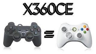 Gambar cover Tutorial x360ce - Faça Seu Controle Funcionar em Qualquer Jogo