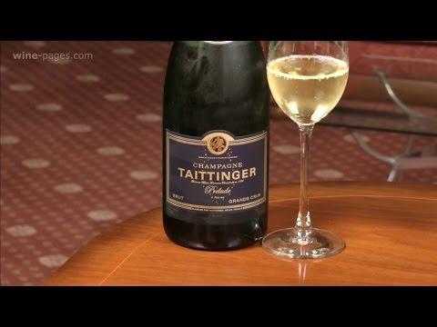 Champagne Taittinger, Prelude Grand Cru, wine review