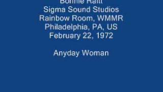 Bonnie Raitt 03 - Anyday Woman