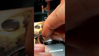 家用縫紉機.全迴轉梭殼 咬線處理方式