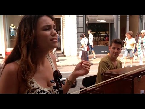 TOP 5 Piano Jam Sessions on the Street