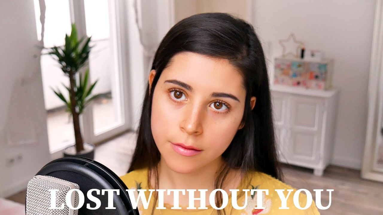 LOST WITHOUT YOU - Freya Ridings (Cover by Valentina Franco) image