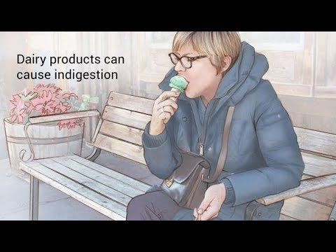 Watch: How Lactose Intolerance Causes Indigestion | Cause, Symptoms, Diagnosis, Treatment