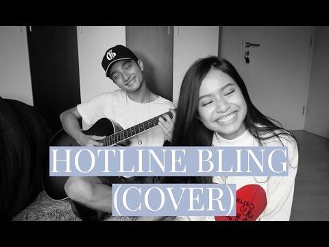 Hotline Bling - Drake (cover) ft. Bryan Domani | Covernya Jeha