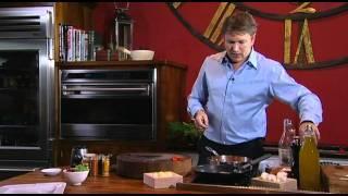 Wahl James Martin Mini Blender - Roast Loin Of Lamb With Pumpkin Pickle