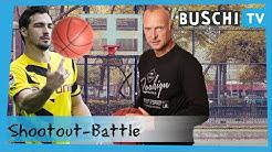 +++ANKÜNDIGUNG+++ Die Shootout-Wette Buschi vs. Mats Hummels | Buschi.TV