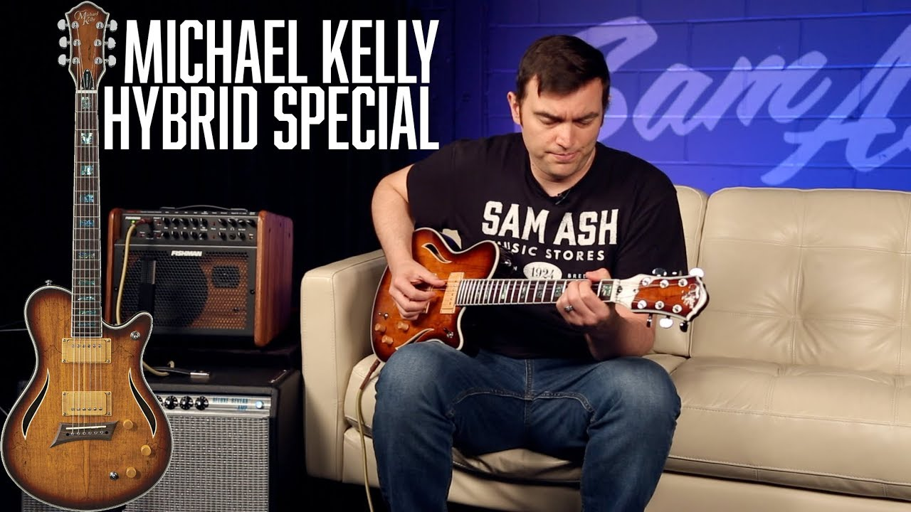 michael kelly hybrid special | quicklook