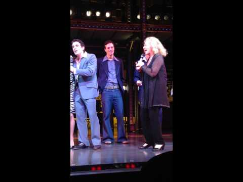 Carole King Performs at Beautiful on Broadway