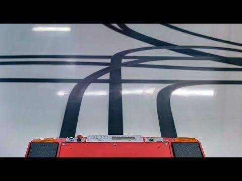 SEAT Factory - The Life of Autonomous Robots