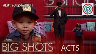 Little Big Shots Philippines: Mikhael | Young Cardo