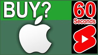 Buy Apple Stock Today? $AAPL Fair Value? #shorts