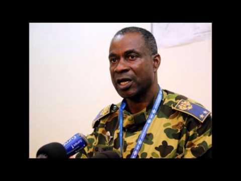 Interview du Général Gilbert Diendéré par Oumy Régina Sambou - 19 septembre 2015