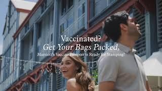 Marriott Bonvoy Vaccine Passport