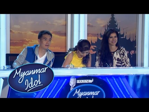 Myanmar Idol Auditions | Season 1 Episode 2 | Mandalay | Idols Full Episode