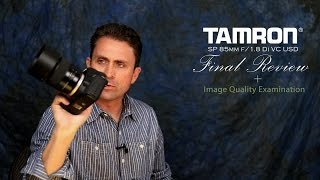 Tamron SP 85mm f 1 8 VC Full Review Image Quality Examination
