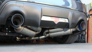 ark performance grip exhaust gt86 frs brz unboxing revs