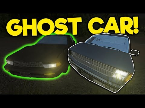 The Ghost Car Has Come To Life And It's Angry! - BeamNG Drive Gameplay - Scary Map