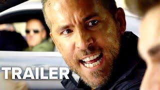 6 Футов под землей / 6 Undeground  Официальный трейлер Райан Рейнольдс, Netflix (Субтитры)